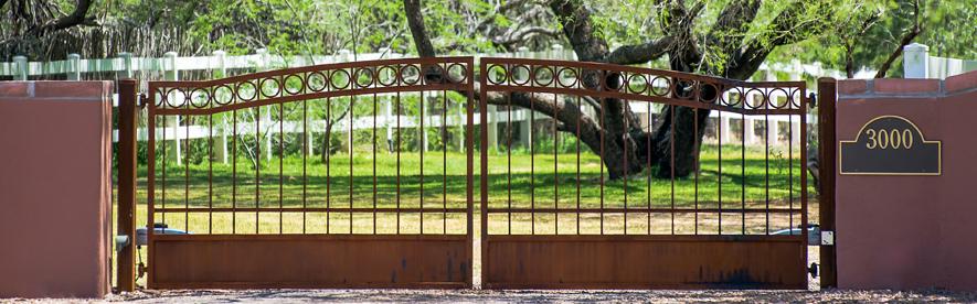 Residential Gates in Phoenix - Kaiser Garage Doors & Gates