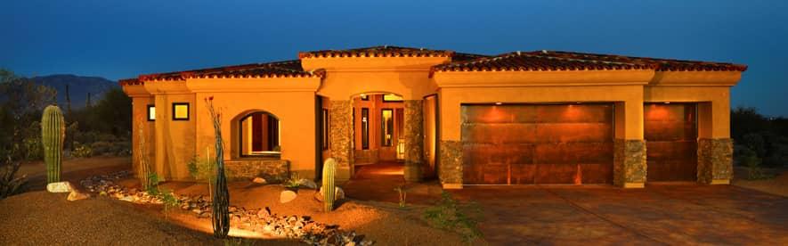 custom rustic garage doors in Phoenix - Kasier Garage Doors & Gates