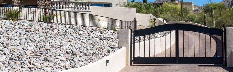 Gates in Phoenix - Kaiser Garage Doors & Gates