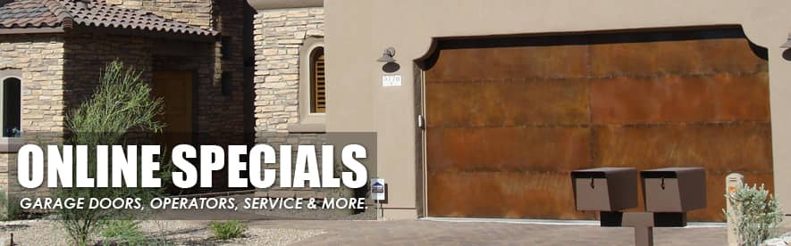 Phoenix Garage Doors & Repair - Kaiser Garage Doors